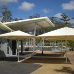 Commercial Giant Umbrellas | Brisbane Shade & Sails
