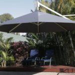 Blue Giant Umbrella | Giant Umbrella for Brisbane Homes