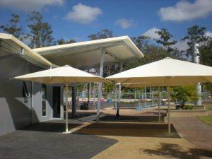 Brisbane Shade & Sails | Giant Umbrellas