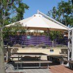 Brisbane Giant Umbrellas | Brisbane Shade & Sails