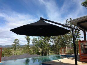 Giant Pool Umbrella Brisbane
