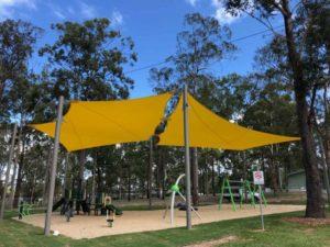 Brisbane Shade & Sails | Shade Sail for playground